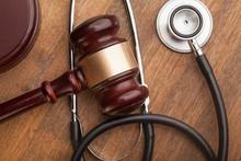 Stethoscope And Judgement Hamm...