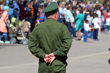 Russian Army Parade.V-day Cele...