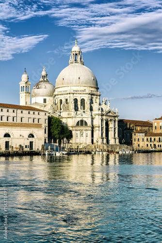 Venice, la salute Obraz na płótnie