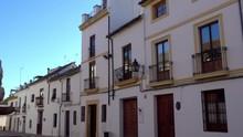 Plaza Del Potrol In Cordoba, Andalusia, Spain