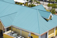 Green Steel Roofing
