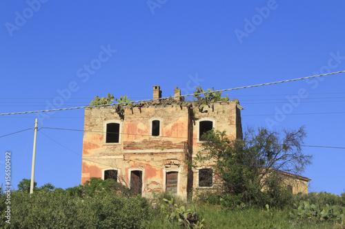 Fényképezés  verlassenes Anwesen