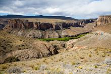 Pinturas River Canyon