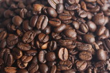 Fototapeta Kuchnia - coffee beans as a background