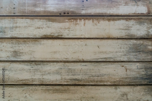 Türaufkleber Holz Old Wooden wall