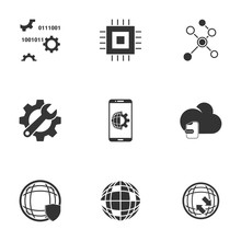 Icons For Theme Technology