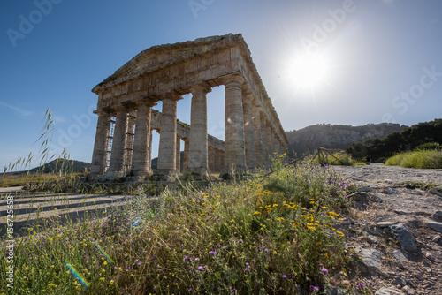 Fotografie, Obraz  Scavi di Segesta, Sicilia, Italia