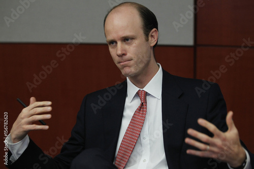 Will Dotson, Managing Director for Morgan Stanley Dw Inc , speaks