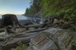 Pacific North West Bowen Island Landscape Beaches Mountains Vancouver British Columbia