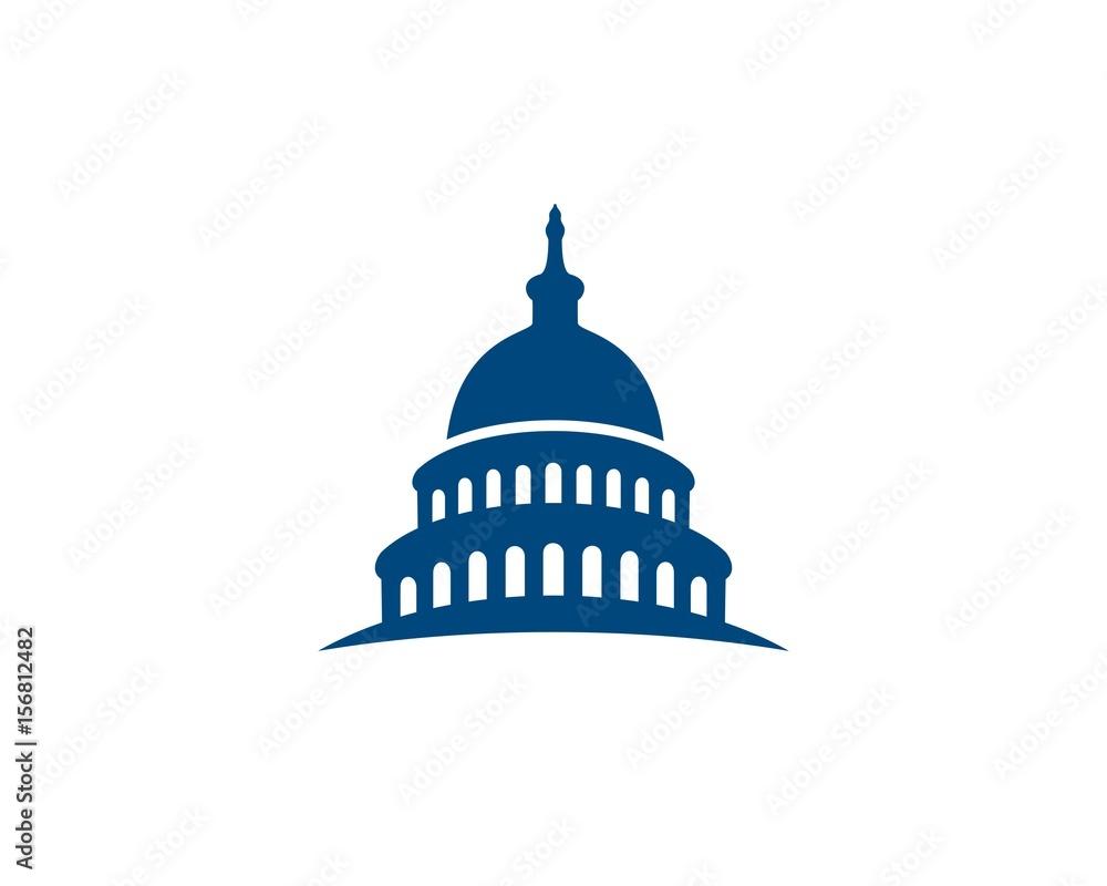 Fototapety, obrazy: Capitol building