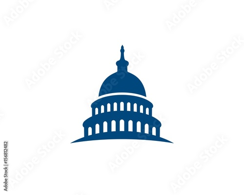 Capitol building Fototapete