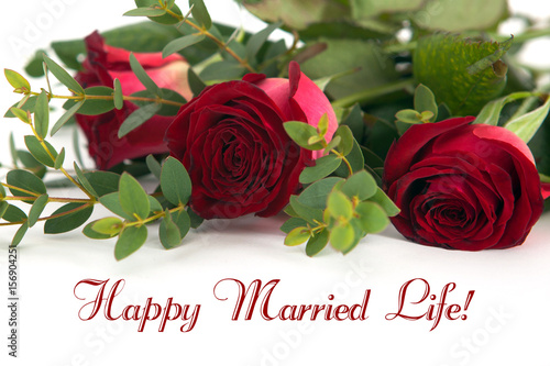 Happy Married Life Buy This Stock Photo And Explore Similar