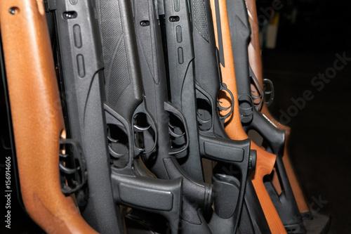 Photo Beretta shotgun arsenal collection