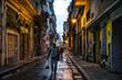 Early morning Havana, Cuba