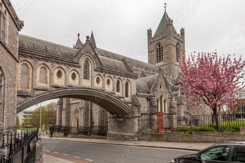 Zdjęcie XXL Christ Church Cathedral, Dublin, Irlandia