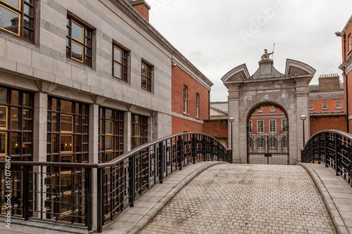 Zdjęcie XXL Dublin Castle, Ireland