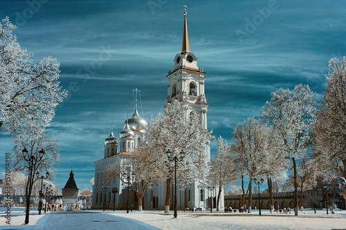 Photographie  Public place, the Tula Kremlin
