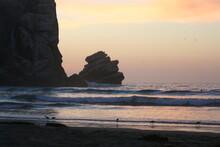 The Rocks At Morro Bay