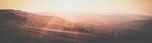 Ilkley Moor On Fire