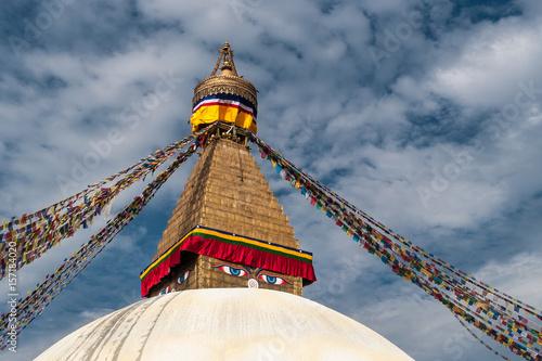 Foto op Aluminium Nepal Nepal - Boudhanath