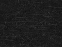Black Old Scratched Surface Background