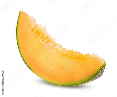 Fotografie, Obraz melon isolated on white