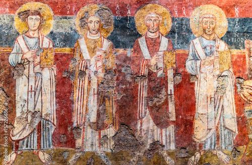 Rome Italy - Santa Maria Antiqua church