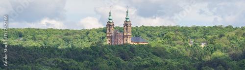 Foto Panorama Basilika Vierzehnheiligen