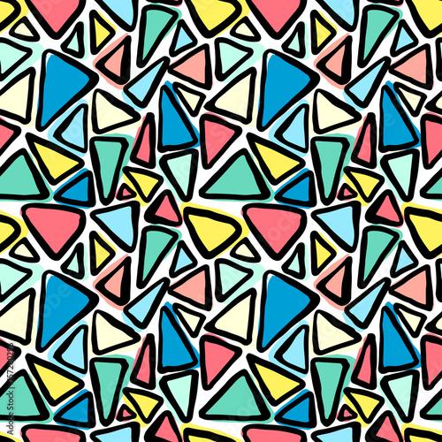 kolorowe-trojkaty