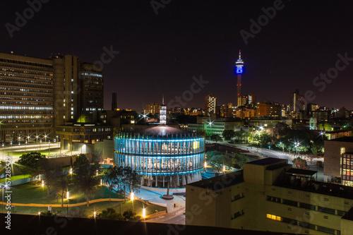 Johannesburg City at Night