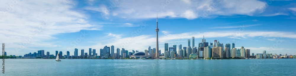 Fototapeta Toronto skyline