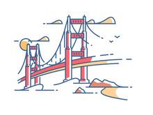 Golden Gate Bridge To San Fran...