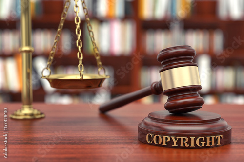 Fotografía Copyright law