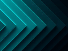Vibrant Triangles Abstract Background For Graphic Design, Book Cover Template, Business Brochure, Website Template Design. 3D Illustration.