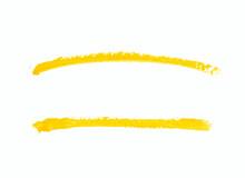 Single Line Marker Stroke Isol...