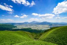 大観峰 阿蘇五岳