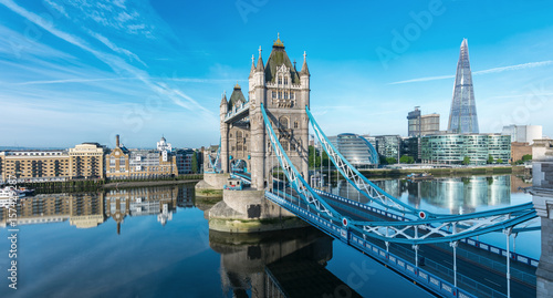 Fototapety, obrazy: Tower Bridge in London England