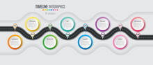 Navigation Map Infographic 8 S...