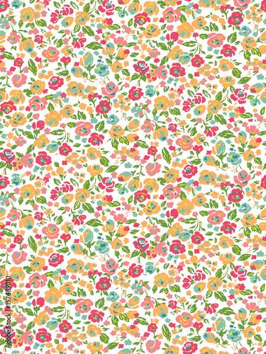 Foto  花のパターン