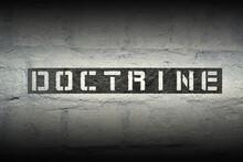 Doctrine Word Gr