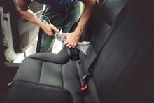 Car Care Concept, Detailing An...