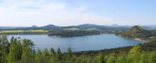 Panoramatic Wiev To Machas Lak...