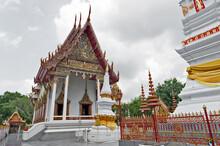 Ubosot (chapel) Of Wat Mahatha...