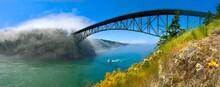 Bridge Above The Ocean.  Decep...