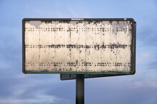 Abandoned Billboard