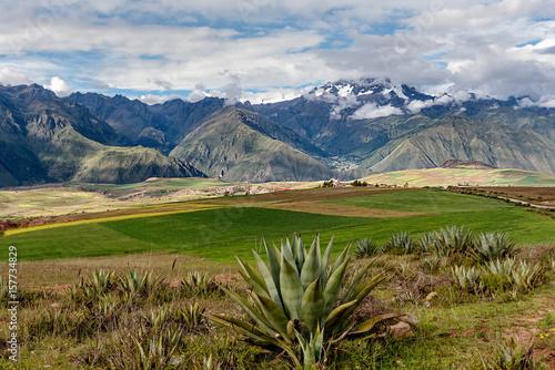 Fotografie, Obraz  Sacred Valley. Cusco Region, Urubamba Province, Peru