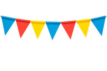 Colorful Paper Bunting Party F...