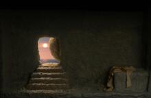 Jesus's Empty Tomb