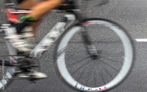 Foto op Plexiglas Fietsen Ciclismo.