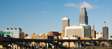 Omaha Nebraska Downtown City S...